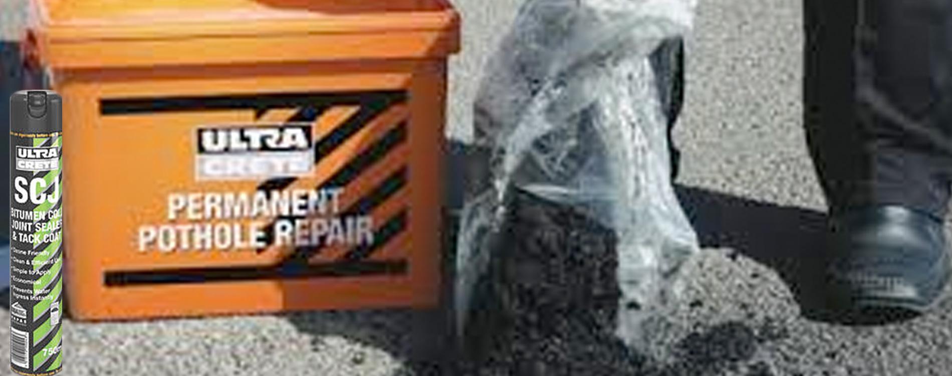 Pothole Repair Kits