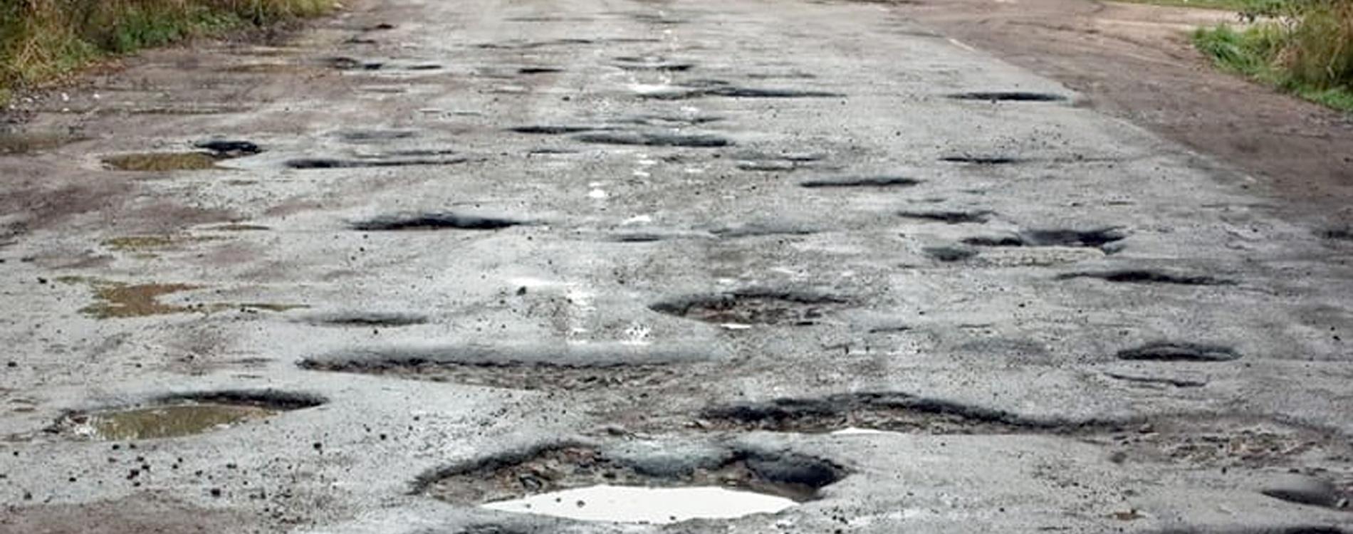 Pothole Hell