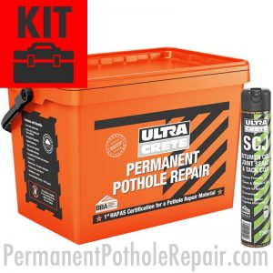 Pothole Repair Kit 3mm