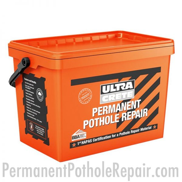 Permanent Pothole Repair